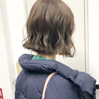 アンニュイほつれヘア デート 簡単ヘアアレンジ 切りっぱなし ヘアスタイルや髪型の写真・画像