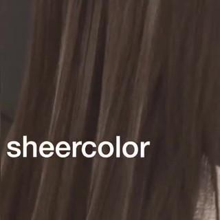 フェミニン ロング 外国人風 秋 ヘアスタイルや髪型の写真・画像