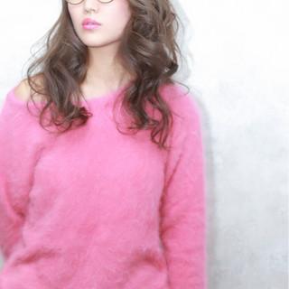 ハイライト 大人女子 アッシュ グラデーションカラー ヘアスタイルや髪型の写真・画像
