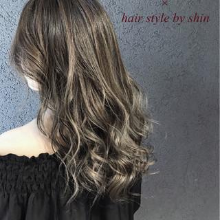 秋 ナチュラル リラックス 透明感 ヘアスタイルや髪型の写真・画像