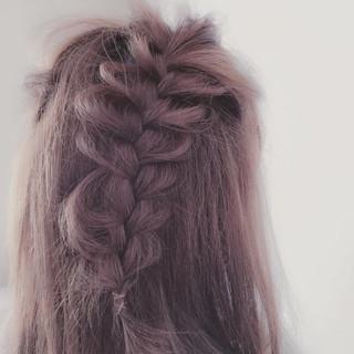 大人女子 小顔 こなれ感 ミルクティー ヘアスタイルや髪型の写真・画像 ヘアスタイルや髪型の写真・画像