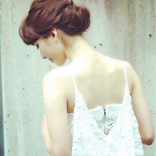 ゆるふわ ショート 外国人風 ヘアアレンジ ヘアスタイルや髪型の写真・画像