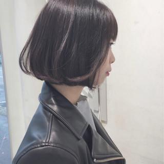 タンバルモリ ショート ストリート ボブ ヘアスタイルや髪型の写真・画像