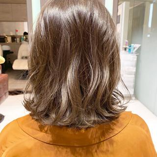 切りっぱなしボブ 外ハネボブ コンサバ ボブ ヘアスタイルや髪型の写真・画像 ヘアスタイルや髪型の写真・画像