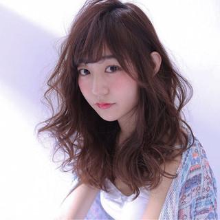 三上 理子さんのヘアスナップ