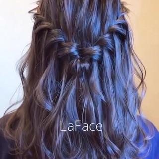 ヘアアレンジ エレガント 巻き髪 ロング ヘアスタイルや髪型の写真・画像