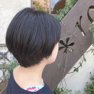 Nakamura Mariさんのヘアスナップ