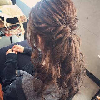 犬童幸恵さんのヘアスナップ