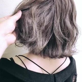 ハイライト 外国人風カラー モード デート ヘアスタイルや髪型の写真・画像