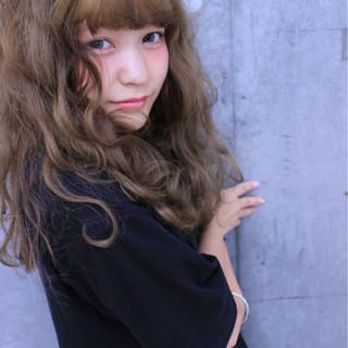 ピュア ゆるふわ ロング かわいい ヘアスタイルや髪型の写真・画像