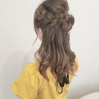 大人かわいい ヘアアレンジ フェミニン 涼しげ ヘアスタイルや髪型の写真・画像