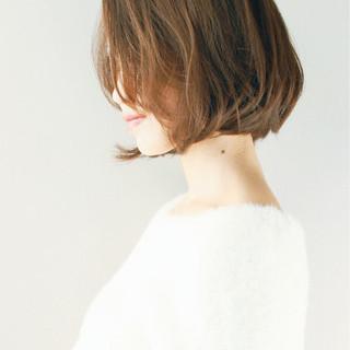 エレガント 小顔 上品 グレージュ ヘアスタイルや髪型の写真・画像
