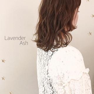 ガーリー アンニュイほつれヘア ゆるふわ デート ヘアスタイルや髪型の写真・画像