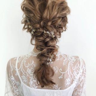ゆるふわ アンニュイ パーティ 大人かわいい ヘアスタイルや髪型の写真・画像