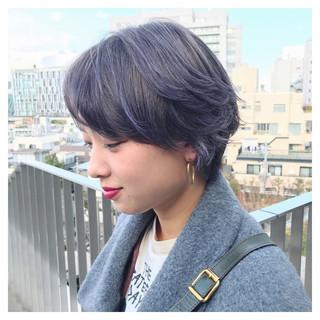 山下永次さんのヘアスナップ