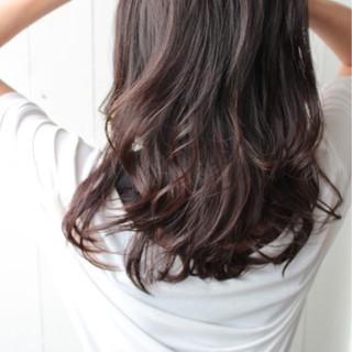 冬 秋 巻き髪 透明感 ヘアスタイルや髪型の写真・画像