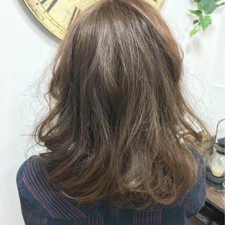 グラデーションカラー 外国人風 ストリート イルミナカラー ヘアスタイルや髪型の写真・画像