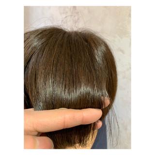角谷 崇さんのヘアスナップ