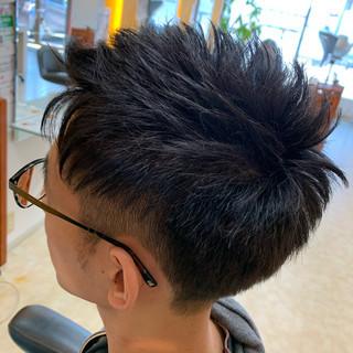 ナチュラル ショートヘア ウルフカット ショート ヘアスタイルや髪型の写真・画像