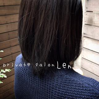 秋冬スタイル モテ髪 デート ストリート ヘアスタイルや髪型の写真・画像