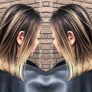 成人式 ストリート 外国人風 外国人風カラー ヘアスタイルや髪型の写真・画像