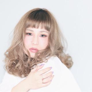 大人女子 大人かわいい フェミニン イルミナカラー ヘアスタイルや髪型の写真・画像