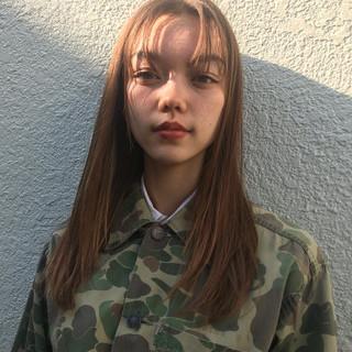 山田 京香さんのヘアスナップ