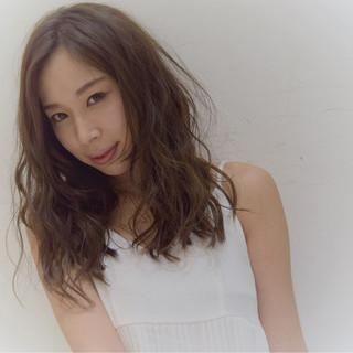 石田裕紀さんのヘアスナップ
