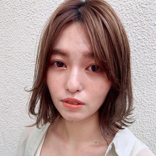 デジタルパーマ アンニュイほつれヘア デート モテ髪 ヘアスタイルや髪型の写真・画像