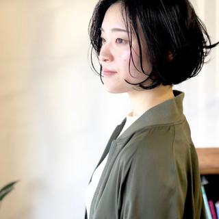 yumi. ☆latelier contentさんのヘアスナップ
