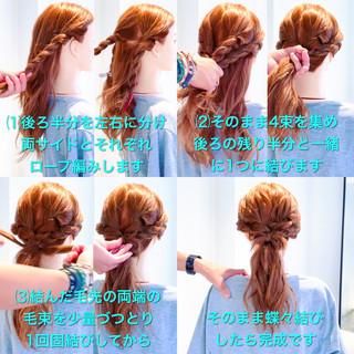 伸ばしかけ前髪×ポニーテールでおしゃれ見せワンランクアップ♪