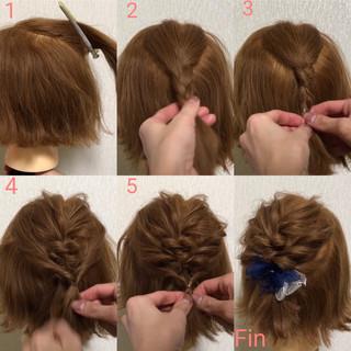 ボブ 大人かわいい 夏 涼しげ ヘアスタイルや髪型の写真・画像 ヘアスタイルや髪型の写真・画像
