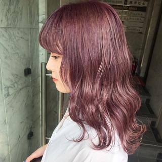 モード ロング 外国人風カラー カジュアル ヘアスタイルや髪型の写真・画像 ヘアスタイルや髪型の写真・画像