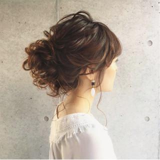 大人かわいい 大人女子 セミロング ナチュラル ヘアスタイルや髪型の写真・画像