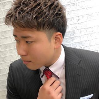 ナチュラル ショート 束感 メンズショート ヘアスタイルや髪型の写真・画像