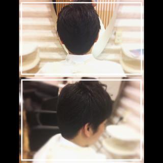 オフィス 社会人の味方 メンズスタイル ナチュラル ヘアスタイルや髪型の写真・画像
