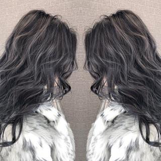 ミディアム 外国人風 ストリート デート ヘアスタイルや髪型の写真・画像