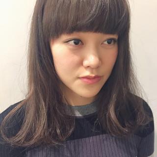 ストリート アッシュ グラデーションカラー 外国人風 ヘアスタイルや髪型の写真・画像