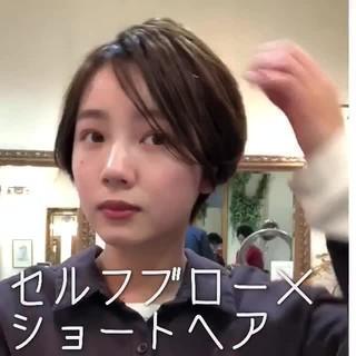 木村辰也さんのヘアスナップ