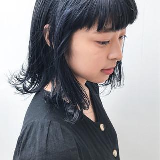 コンサバ 外ハネ ミディアム デート ヘアスタイルや髪型の写真・画像