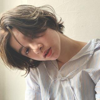 ハンサムショート 小顔ショート ショートヘア ショートボブ ヘアスタイルや髪型の写真・画像