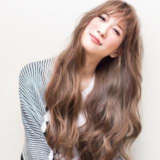 ハイライト 外国人風 ストリート ダブルカラー ヘアスタイルや髪型の写真・画像