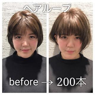 赤川敬一さんのヘアスナップ