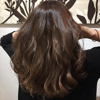 ヘアアレンジ ゆるふわ ナチュラル カール ヘアスタイルや髪型の写真・画像 ヘアスタイルや髪型の写真・画像