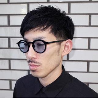 ラフ モード ショート メンズ ヘアスタイルや髪型の写真・画像