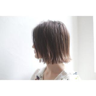 ショート 外国人風カラー 秋 ヘアアレンジ ヘアスタイルや髪型の写真・画像 ヘアスタイルや髪型の写真・画像