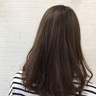 簡単ヘアアレンジ 女子会 秋 セミロング ヘアスタイルや髪型の写真・画像