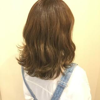 春 夏 モテ髪 外国人風カラー ヘアスタイルや髪型の写真・画像