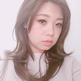 松田翔子さんのヘアスナップ