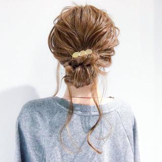 フェミニン デート 大人女子 ロング ヘアスタイルや髪型の写真・画像